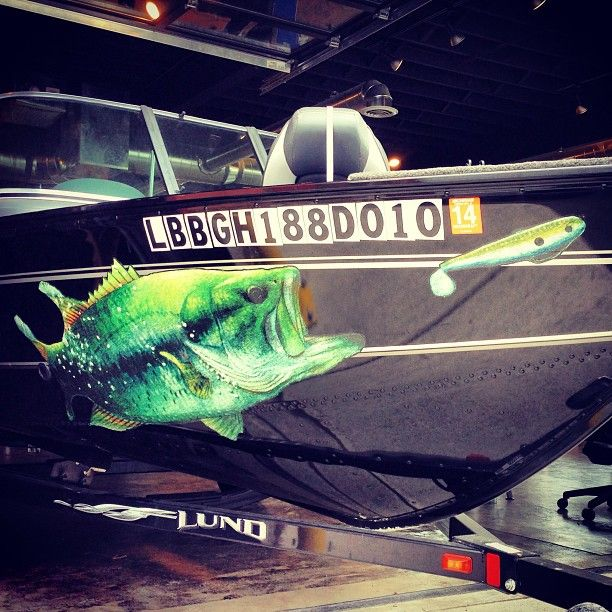 17 best boat wraps images on pinterest boat wraps party for Fishing boat decals