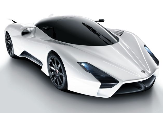Car of the Week: The SSC Tuatara  1,350 horsepower. 275 miles per hour. Is the battle for the fastest car in the world a pointless testosterone trophy? Probably, but it's still a hell of a lot of fun
