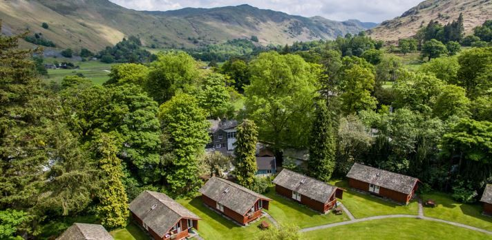 Patterdale Hall Estate, Glenridding, Penrith, Cumbria. Lake Distrct. England. UK. Travel. Holiday. Caravanning. Lodges. Chalets. Family Friendly.