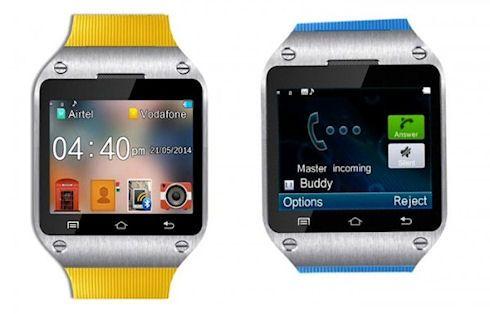Smart Pulse M9010 – первые умные часы из Индии - http://supreme2.ru/5403-smart-pulse-m9010/
