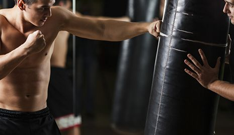 3 UFC Ultimate Fighter Workout Routines