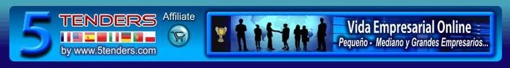 ATENCIÓN! SI ERES EMPRENDEDOR, NUEVO EMPRESARIO O SIMPLEMENTE DESEAS MONTAR TU NEGOCIO DENTRO O FUERA DE INTERNET, ENTONCES ESTA NUEVA OPORTUNIDAD ES PARA TI, INICIA TU NEGOCIO CON SOLO 5 DOLARES!  Registrate aquí:http://www.5tenders.com/affiliates/ui...