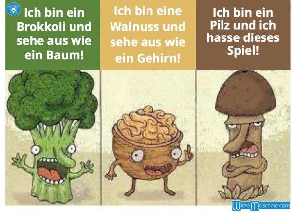 Wie Pflanzen noch aussehen - Perverse Pflanzen - Penis-Pilz