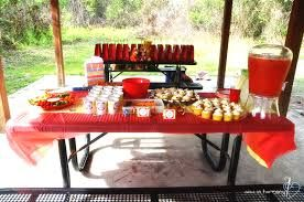 decorate pavilion birthday party - Google Search