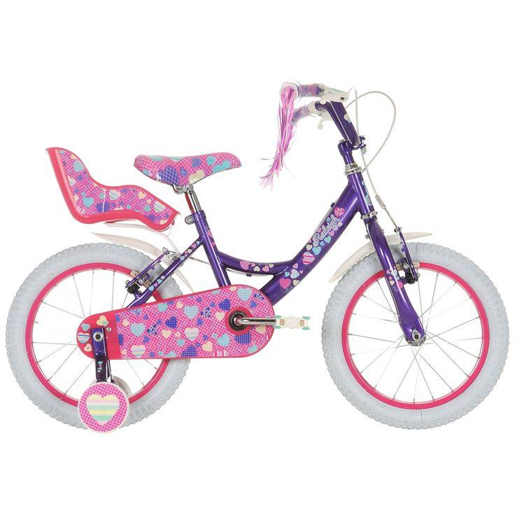 Halfords Raleigh Krush Girls Bike 16 Girls Bikes Pinterest