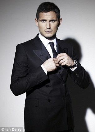 Frank Lampard as 007? works for me.