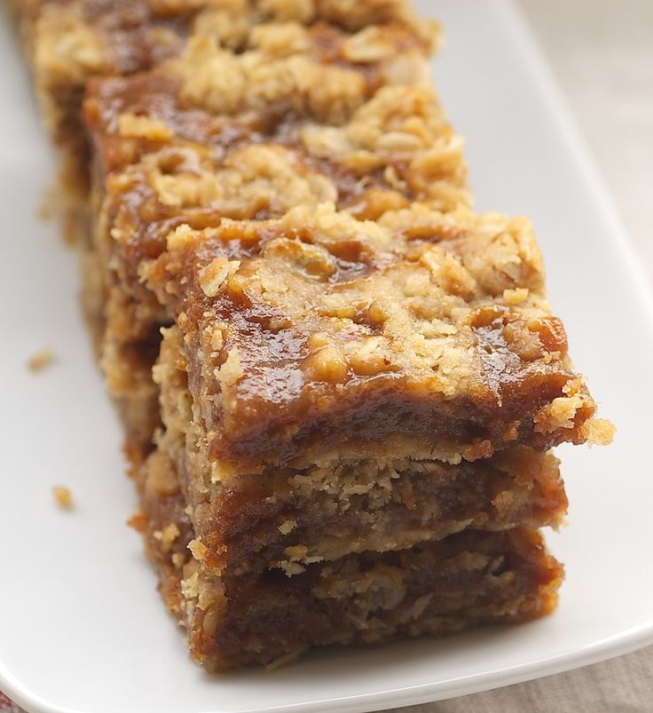 Dulce de Leche Bars feature rich dulce de leche between layers of sweet, buttery crust. Delicious!
