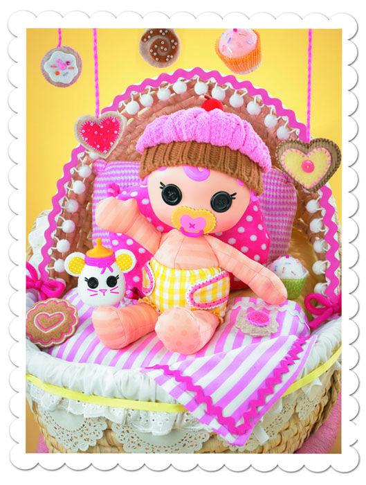 Lalaloopsy Babies Crumbs Sugar Cookie Holiday