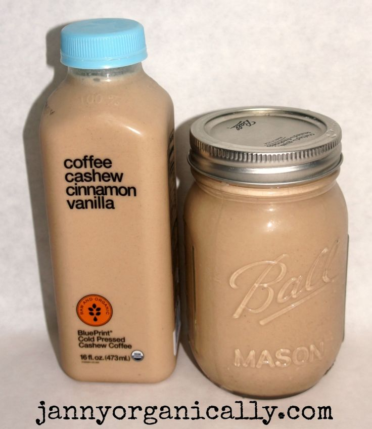 I love flavored coffee. A good latte is divine. If you can't have caffeine, dairy or refined sugar, you should try this recipe. -- most have cane sugar and carcinogens like carrageenan. --- I will be adding caffeine to mine, but eliminating the others.