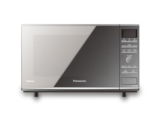 Flatbed Microwave Oven: NN-CF770M