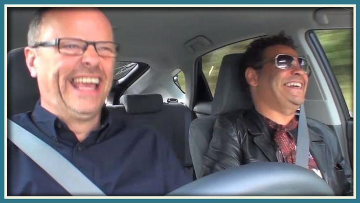 Craig Charles on 'Carpool'.