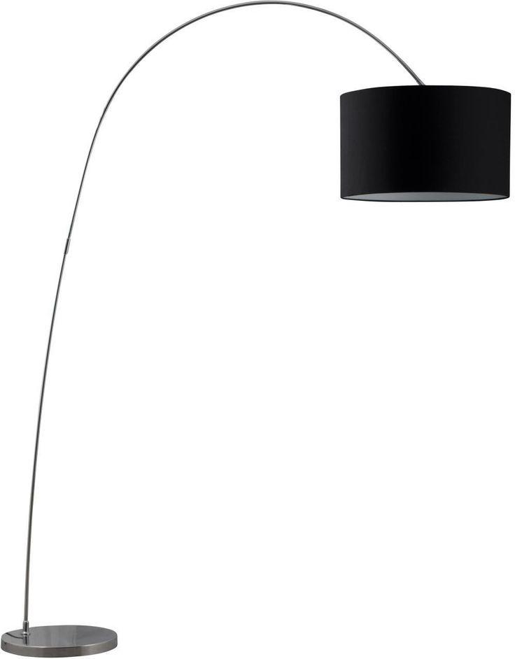 Bogenlampe Wiggly - Schwarz - Zuiver