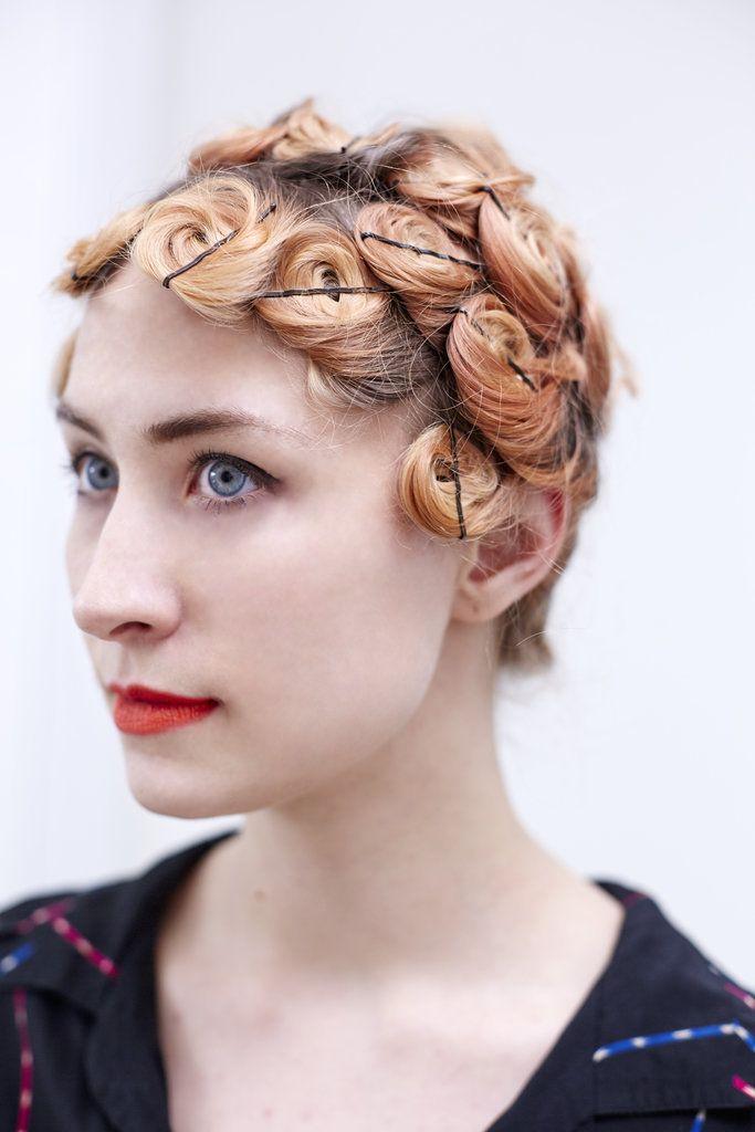 hair - vintage styles