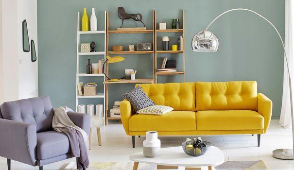 La couleur fait la déco. Retrouvez en un clic le meilleur de nos derniers sujets couleurs pour la maison : les nouvelles couleurs de peinture tendance, comment marier les couleurs entre elles, mettre de la couleur dans chaque pièce de la maison, acheter des meubles colorés...