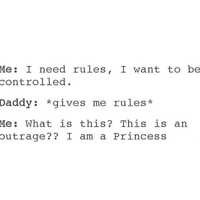 Rules?! Nonsense!!
