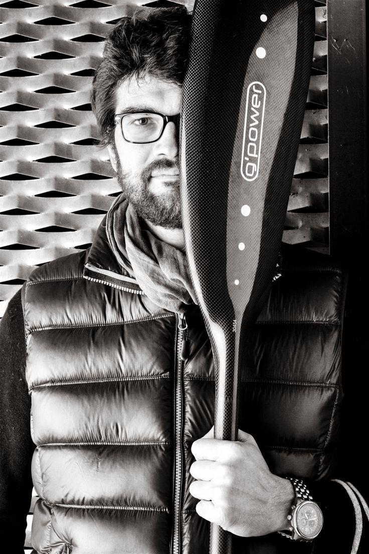 Luca Negri - Campione del Mondo di Canoa K2