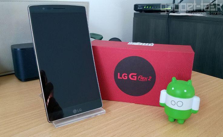 LG G Flex 2 prezentare generala (video)