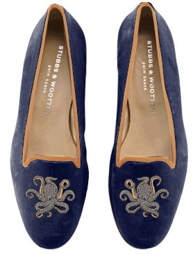 Stubbs & Wootton custom shoes @Meredith Alcarese would love these