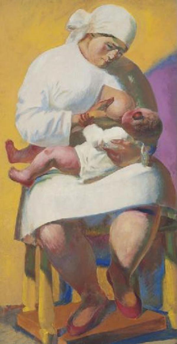 ВАСИЛИЙ ШУХАЕВ  Материнство Vasiliy Shukhaev. Motherhood