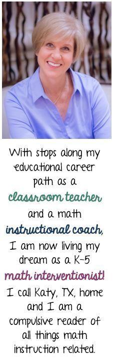 Math Coach's Corner -