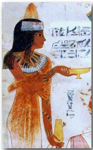 Women in Ancient Egyptian Art MOD 2