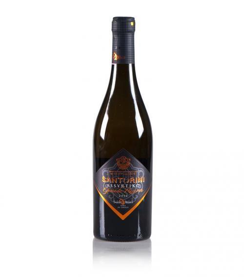 """Santo Wines"" White Wine Assyrtiko Grande Reserve 750m @ just 21.00€"