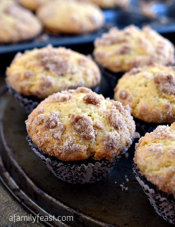 Coffee Cake Muffins Images