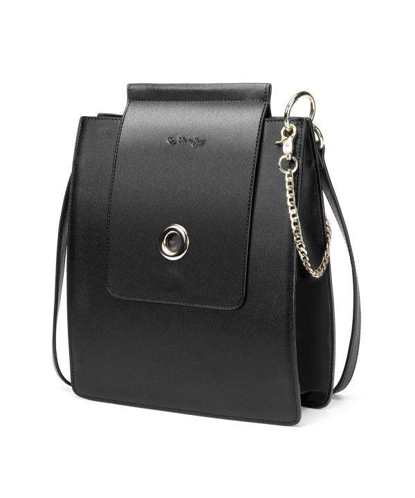 Women Shoulder Bag Genuine Leather Crossbody Bag M-Size Purse ... 75babb363a37d