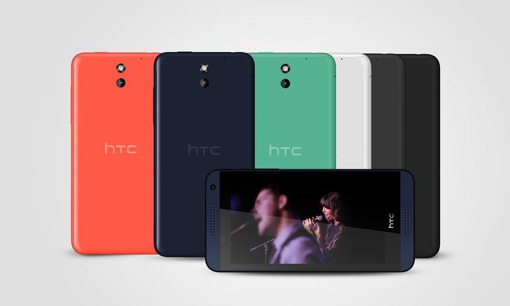 [MWC 2014] HTC presenta Desire 610.