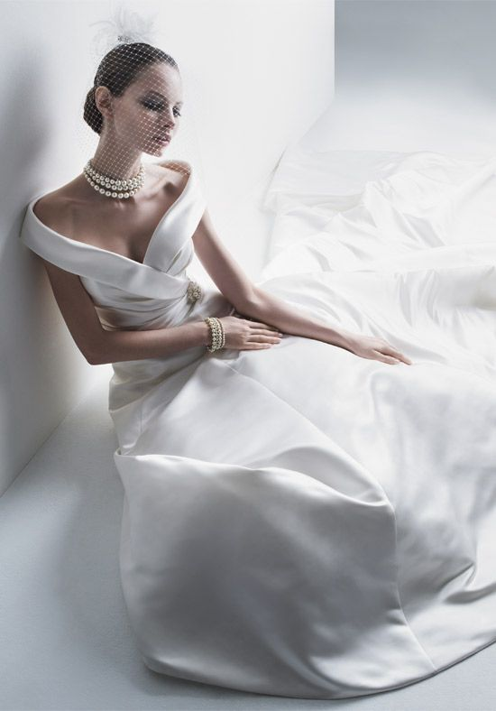 Off The Shoulder Wedding Dress Absolutely Magnificent