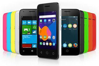 Avance en la tecnología: Alcatel nos da un pequeño avance de los smartphone...