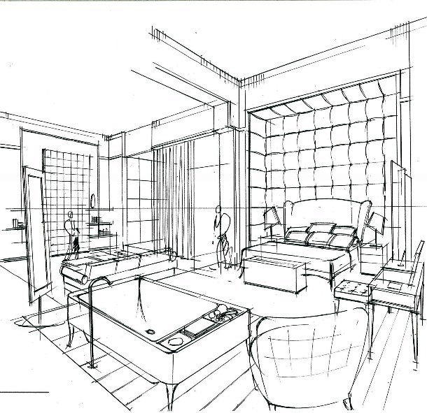 253 best design sketch images on Pinterest Architecture