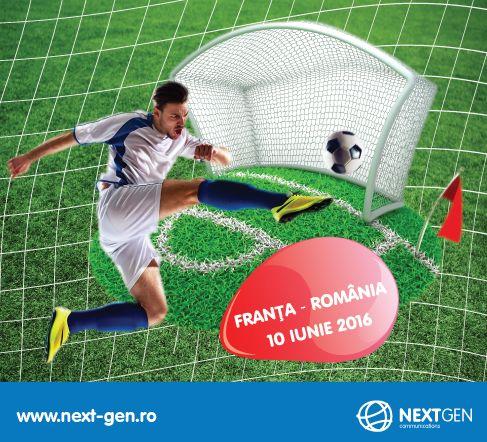 Prinde cu NextGen toate cele 51 de meciuri de la EURO 2016, numai la Dolce Sport!