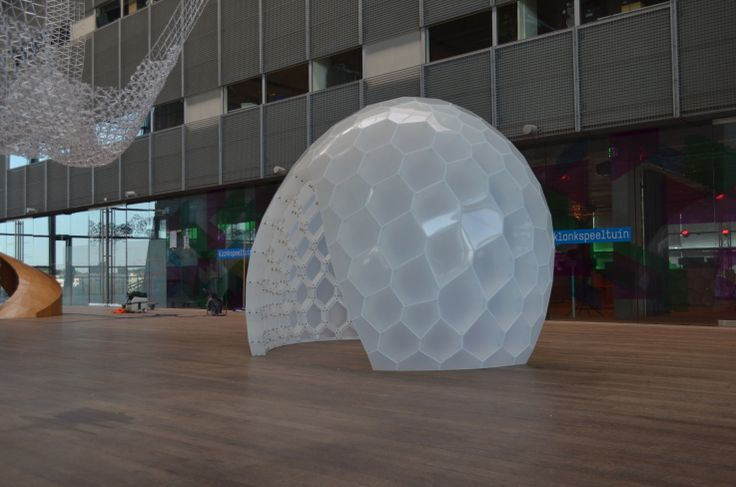 IASS 2015 Expo - Søren Jensen Pavilion
