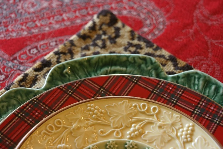 This Scottish tartan would be lovely for Christmas or a Burns Night