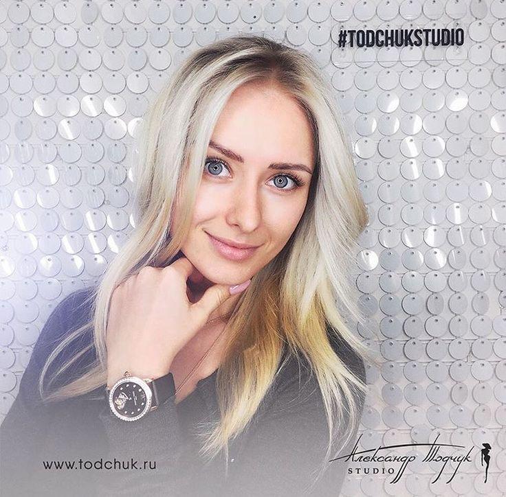 #укладка #весенниеукладки #локоны #blonde #кудри #todchukstudio