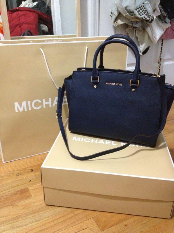 One day-Michael Kors purse