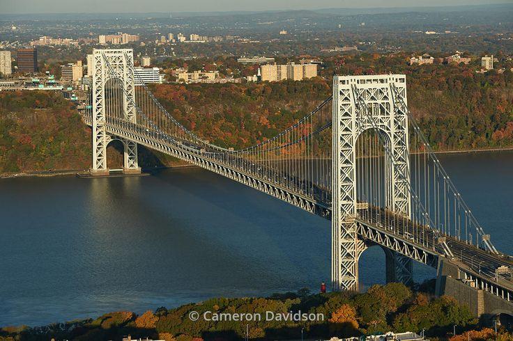 George Washington Bridge (GWB)   Favorite places, Places