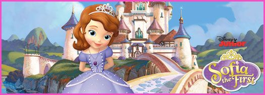 Sofia The First Products Arrive At The Disney Store