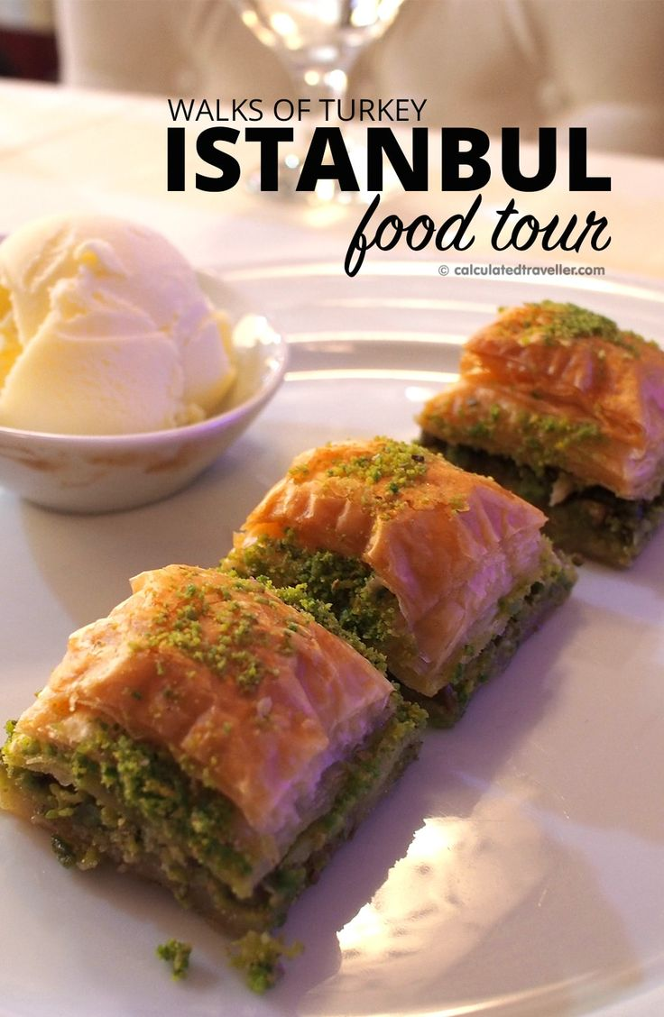 Eating Istanbul with the Walks of Turkey Istanbul Food Tour by Calculated Traveller