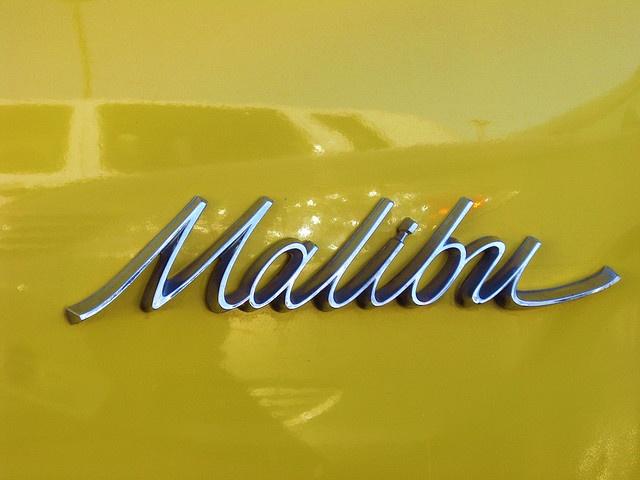 Malibu Car