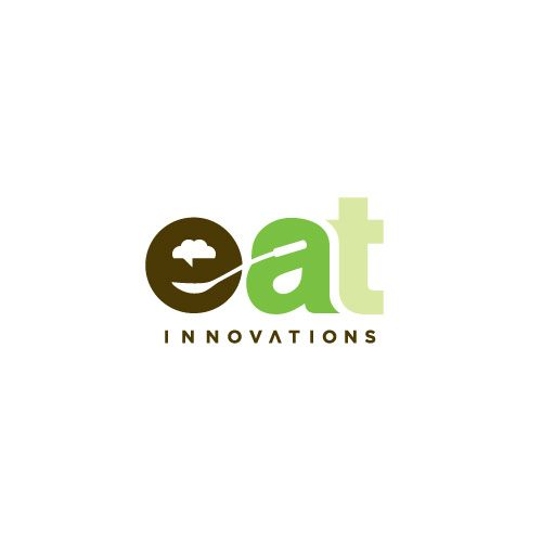 Eat — clever logo