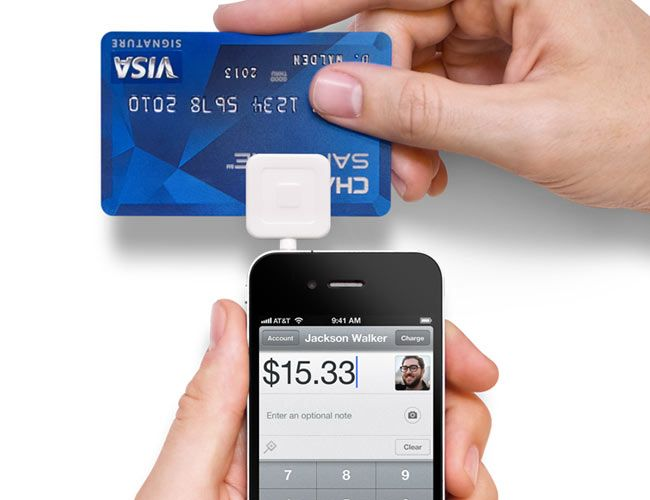 The 25 Best Iphone Credit Card Reader Ideas On Pinterest Square