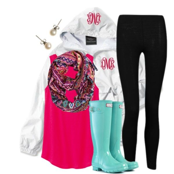 """""""Rainy Done Right"""" by qtpiekelso on Polyvore"""