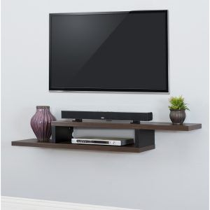 Wall Mounted Shelves T V Components