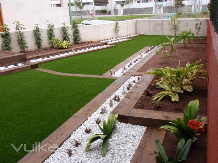 Piedra blanca para jardin buscar con google jardines - Disenos de jardines con piedras blancas ...