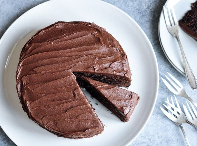 nigella lawson sour cream chocolate cake 501
