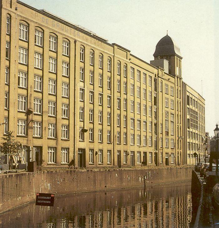 De Gruyter in Den Bosch, een Nederlandse kruideniersketen.