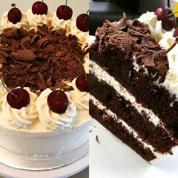 Black Forest cake | Yuuuuuummy | Pinterest | Black Forest Cake, Forest ...