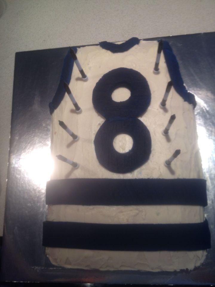 Geelong cats 8th birthday cake
